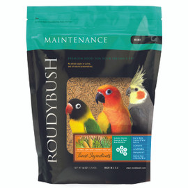 Roudybush Daily Maintenance Mini Bird Food