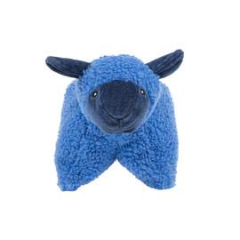 HuggleHounds Squooshie Lamb Plush Dog Toy