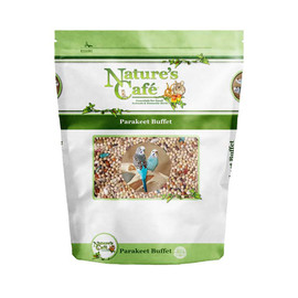 Nature's Cafe Parakeet Buffet Bird Food