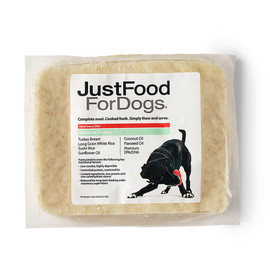 JustFoodForDogs Balanced Remedy Frozen Cooked Dog Food
