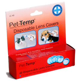Pet-Temp Disposable Lens Covers