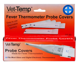 Vet Temp Fever Thermometer Probe Covers