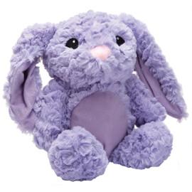 Patchwork Pet Pastel Softie Rabbit Plush Dog Toy
