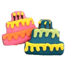 Pawsitively Gourmet Birthday Cake Dog Cookie