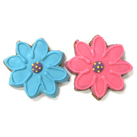 Pawsitively Gourmet Flower Dog Cookie