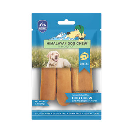 Himalayan Churpi Cheese Dog Chew Treat - Small
