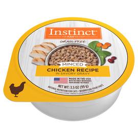 Instinct Minced Chicken Recipe Wet Cat Food
