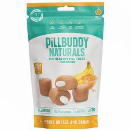 Pill Buddy Pill Hiding Peanut Butter & Banana Flavored Dog Treats