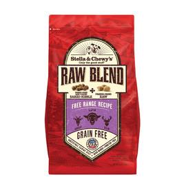 Stella & Chewy's Raw Blend Free Range Recipe Dry Dog Food