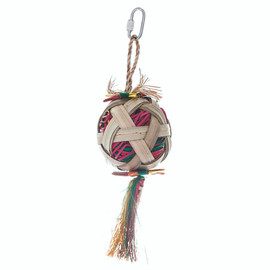 HARI Rustic Treasures Foraging Satellite Bird Toy