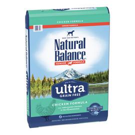 Natural Balance Original Ultra Senior Chicken Formula Dry Dog Food