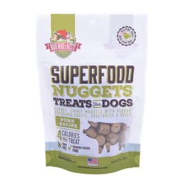 Boo Boo's Best SuperFood Nuggets Pork Recipe Dog Treats