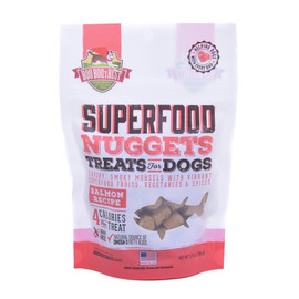Boo Boo's Best SuperFood Nuggets Salmon Recipe Dog Treats