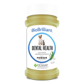 InClover BioBrilliant Dental Health Shake-On Powder for Dog & Cat Food