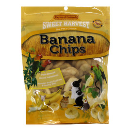 Sweet Harvest Banana Chips Small Animal & Bird Treats
