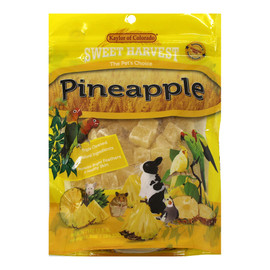 Sweet Harvest Pineapple Small Animal & Bird Treats