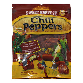 Sweet Harvest Chili Peppers Small Animal & Bird Treats