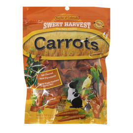 Sweet Harvest Carrots Small Animal & Bird Treats