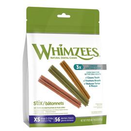 Whimzees Stix Dog Dental Chews - Front