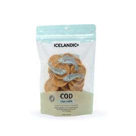 Icelandic+ Cod Fish Chips Dog Treats