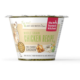 The Honest Kitchen Whole Grain Chicken Recipe (Revel) Dehydrated Dog Food