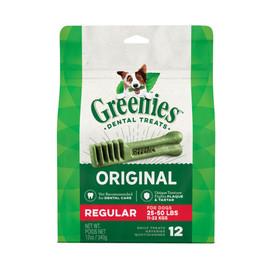 Greenies Original Regular Dog Dental Treats
