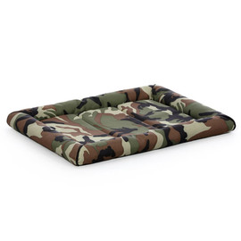 MidWest QuietTime Maxx Camo Ultra-Rugged Pet Bed