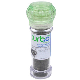 Turbo Catnip Grinder for Cats
