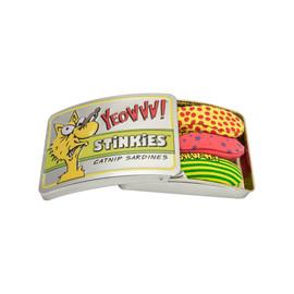 Yeowww! Stinkies Catnip Sardines Cat Toy