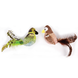 Pet Park Blvd Bird Cat Toy