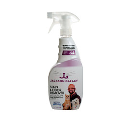 Jackson Galaxy Stain & Odor Remover for Dogs & Cats