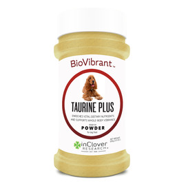 InClover BioVibrant Taurine Plus Shake-On Powder for Dog Food