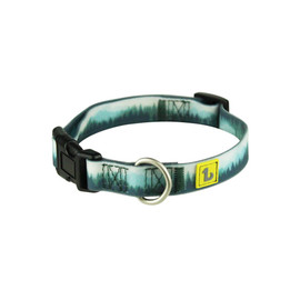 BeOneBreed Silicone Forest Dog Collar