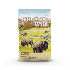 Taste of the Wild Ancient Prairie Canine Recipe Dry Dog Food - Front