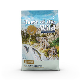 Taste of the Wild Ancient Stream Canine Recipe Dry Dog Food - Front