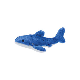 Fluff & Tuff Baby Bruce Shark Plush Dog Toy