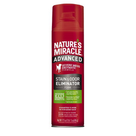 Nature's Miracle Advanced Stain and Odor Eliminator Foam for Dogs