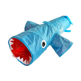 Mad Cat Jumpin' Jaws Cat Tunnel Toy