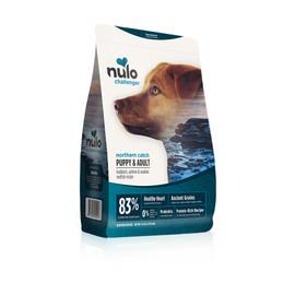 Nulo Challenger Puppy & Adult Haddock, Salmon & Acadian Redfish Dry Dog Food - 4.5 lb