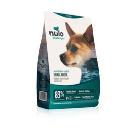 Nulo Challenger Small Breed Haddock, Salmon, & Acadian Redfish Dry Dog Food