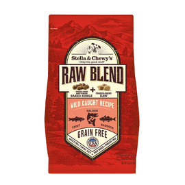 Stella & Chewy's Raw Blend Wild Caught Recipe Dry Dog Food