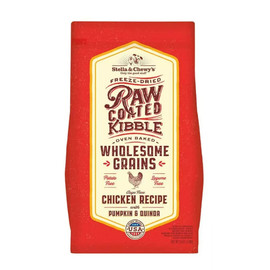 Stella & Chewy's Raw Coated Kibble Wholesome Grains Chicken Recipe Dry Dog Food - 3.5 lb