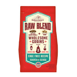 Stella & Chewy's Raw Blend Wholesome Grains Cage-Free Recipe Dry Dog Food - 3.5 lb
