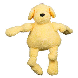 HuggleMutt Roxie Knottie Tough Plush Dog Toy