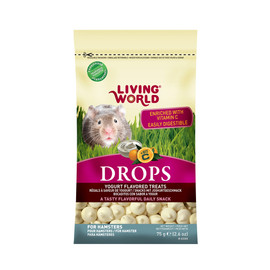 Living World Drops Yogurt Flavor Hamster Treats