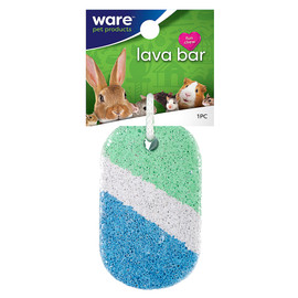 Ware Lava Bar Stone Chew for Small Animals