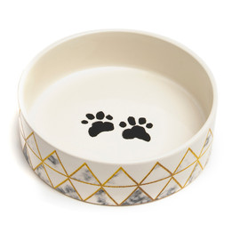 Park Life Designs Lisbon Dog Bowl
