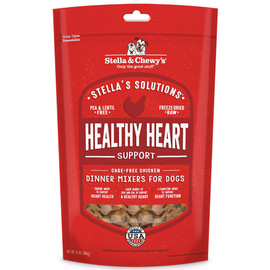 Stella's Solutions Healthy Heart Support Chicken Dog Dinner Mixers