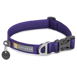 RuffWear Front Range Huckleberry Blue Dog Collar