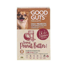 Good Guts for Lil Mutts Daily Probiotic Supplement for Dogs